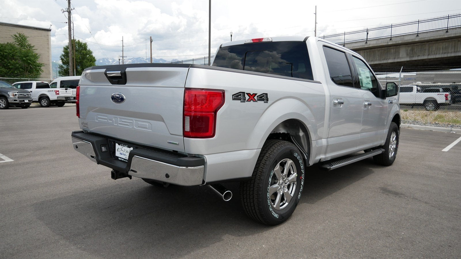 2019 F-150 SuperCrew Cab 4x4, Pickup #70921 - photo 2