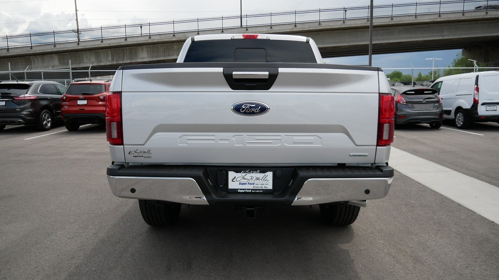 2019 F-150 SuperCrew Cab 4x4,  Pickup #70921 - photo 5
