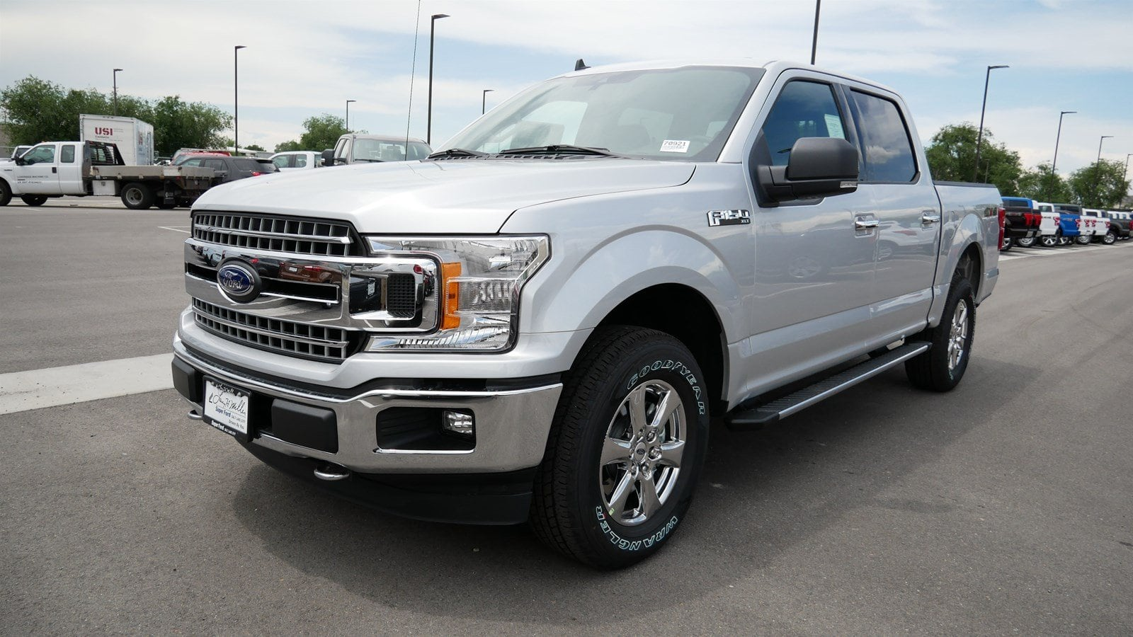 2019 F-150 SuperCrew Cab 4x4,  Pickup #70921 - photo 8
