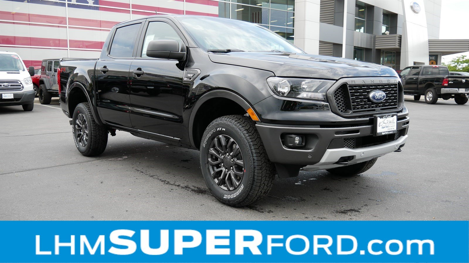 2019 Ranger SuperCrew Cab 4x4,  Pickup #70960 - photo 1