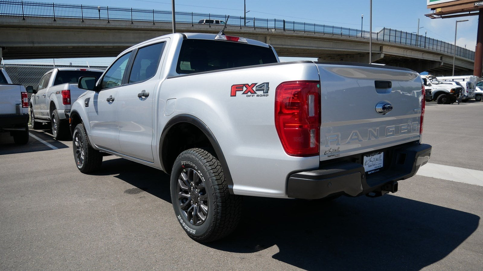2019 Ranger SuperCrew Cab 4x4, Pickup #70961 - photo 6