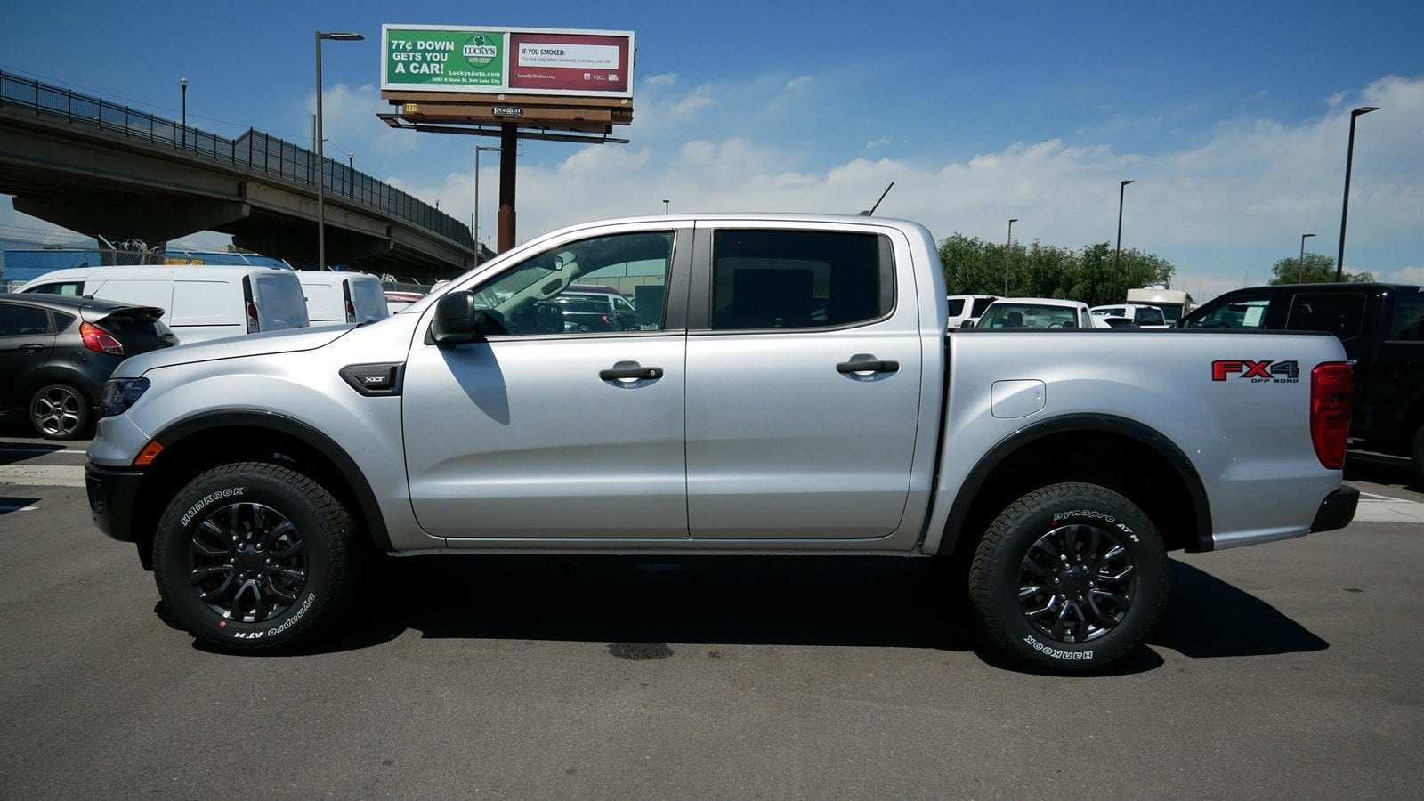 2019 Ranger SuperCrew Cab 4x4, Pickup #70961 - photo 7