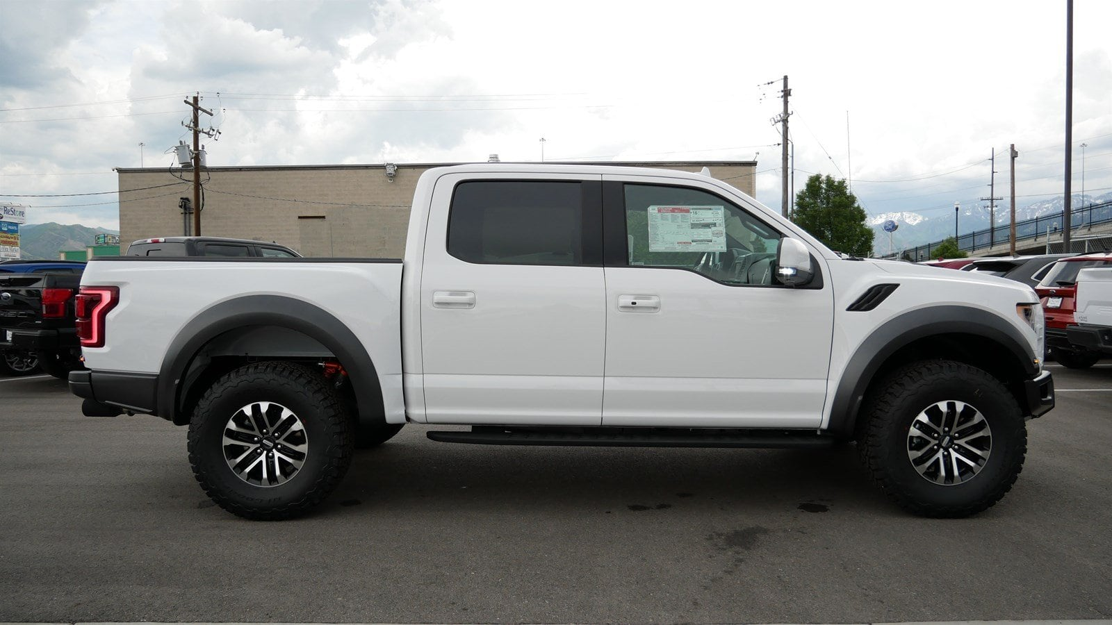2019 F-150 SuperCrew Cab 4x4,  Pickup #70966 - photo 3
