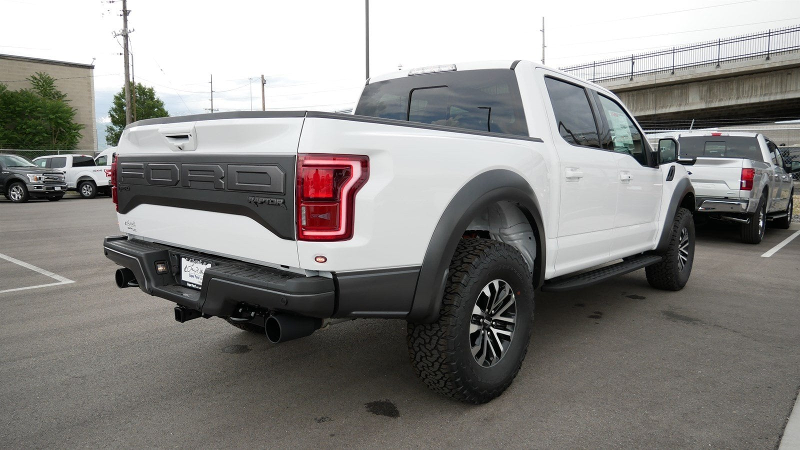 2019 F-150 SuperCrew Cab 4x4,  Pickup #70966 - photo 2