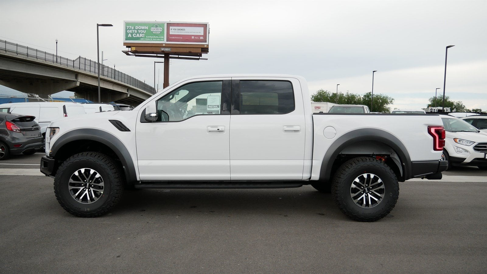 2019 F-150 SuperCrew Cab 4x4,  Pickup #70966 - photo 7