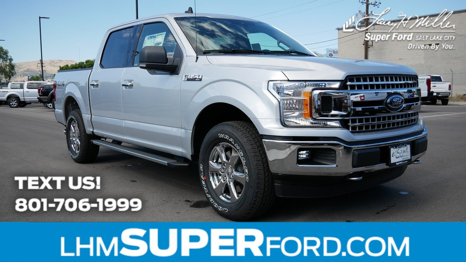 2019 F-150 SuperCrew Cab 4x4,  Pickup #70978 - photo 1