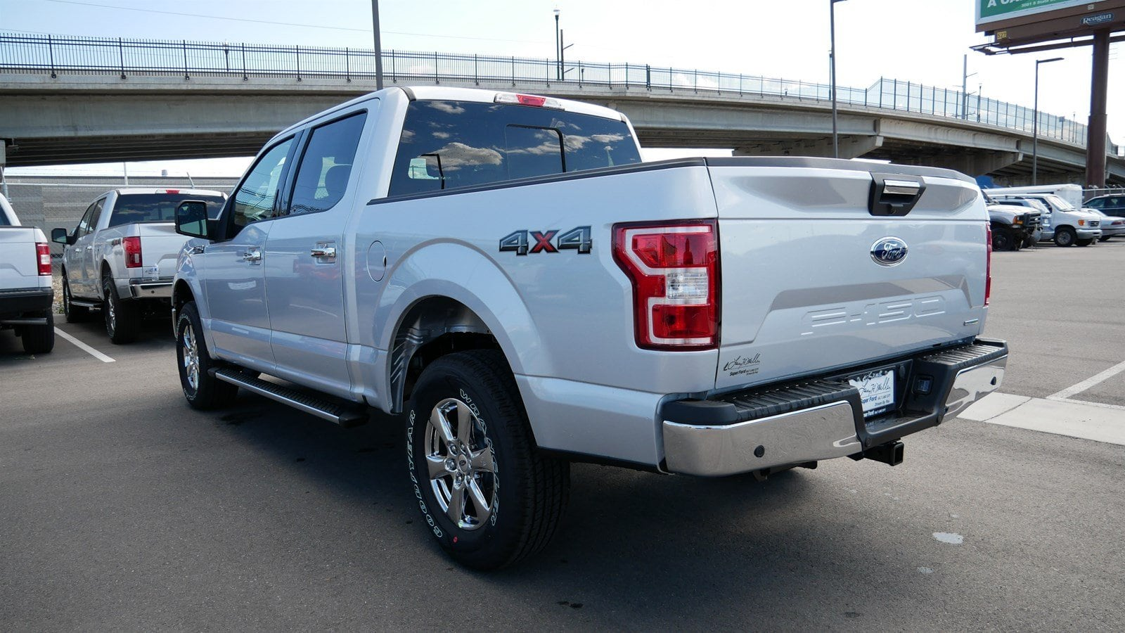 2019 F-150 SuperCrew Cab 4x4,  Pickup #70978 - photo 6