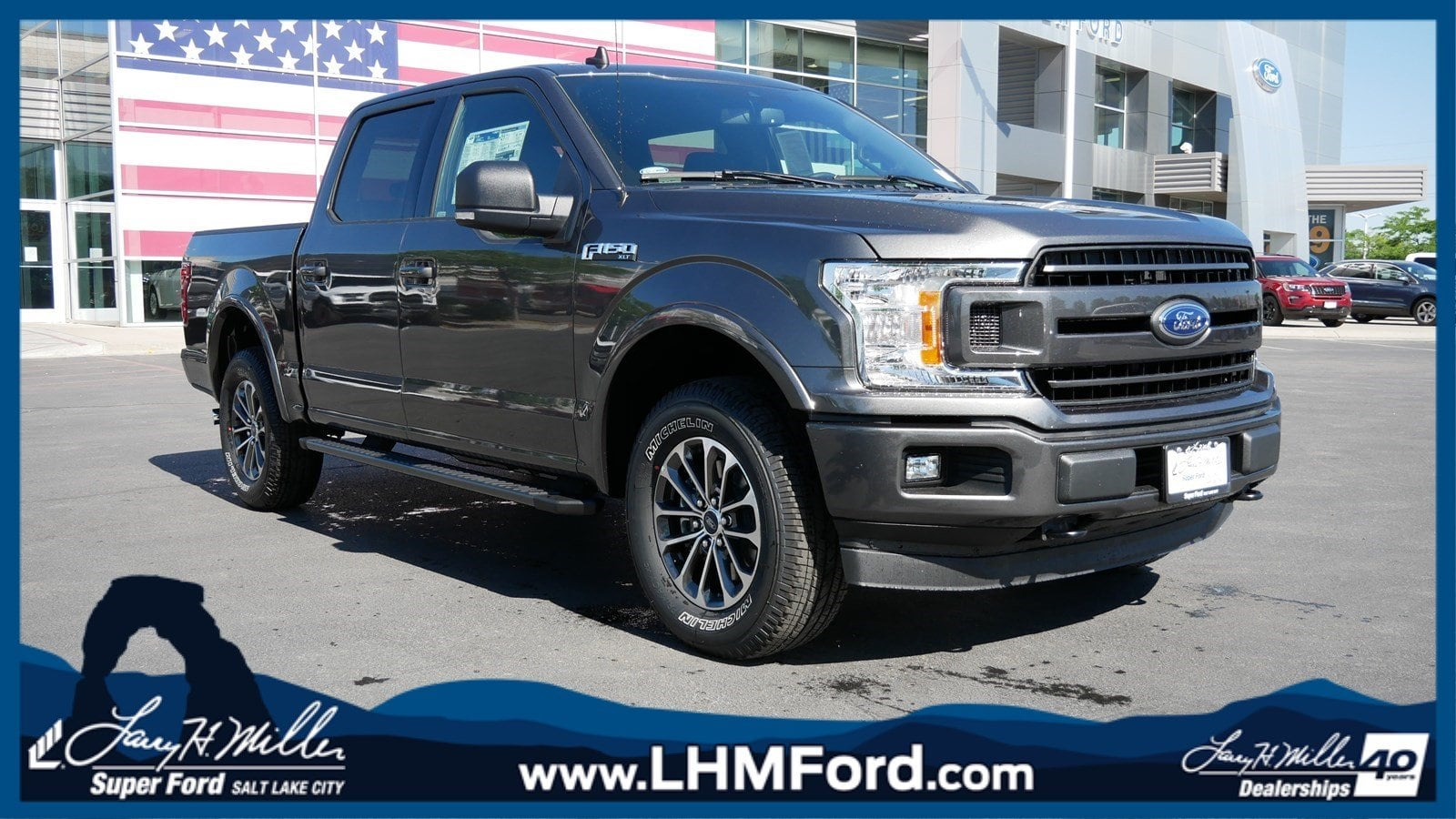 2019 F-150 SuperCrew Cab 4x4,  Pickup #70984 - photo 1