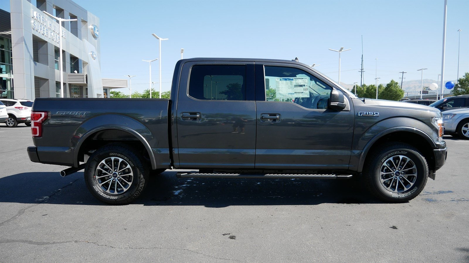 2019 F-150 SuperCrew Cab 4x4,  Pickup #70984 - photo 3