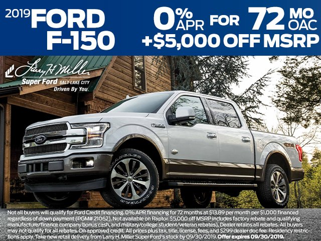 2019 F-150 SuperCrew Cab 4x4,  Pickup #70984 - photo 39