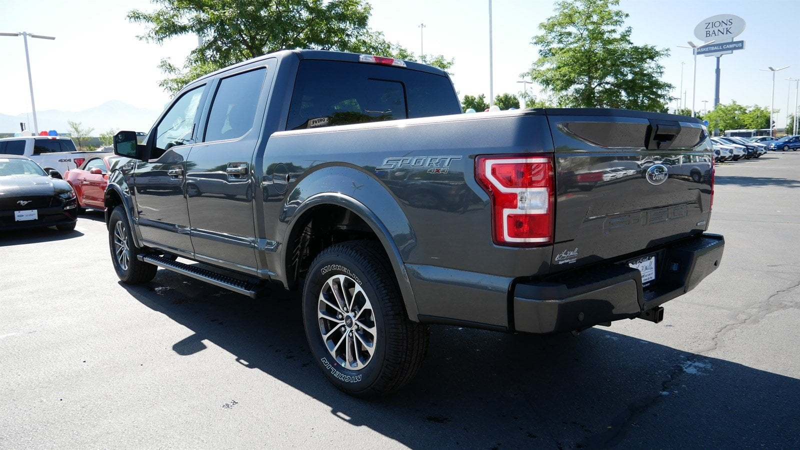2019 F-150 SuperCrew Cab 4x4,  Pickup #70984 - photo 6