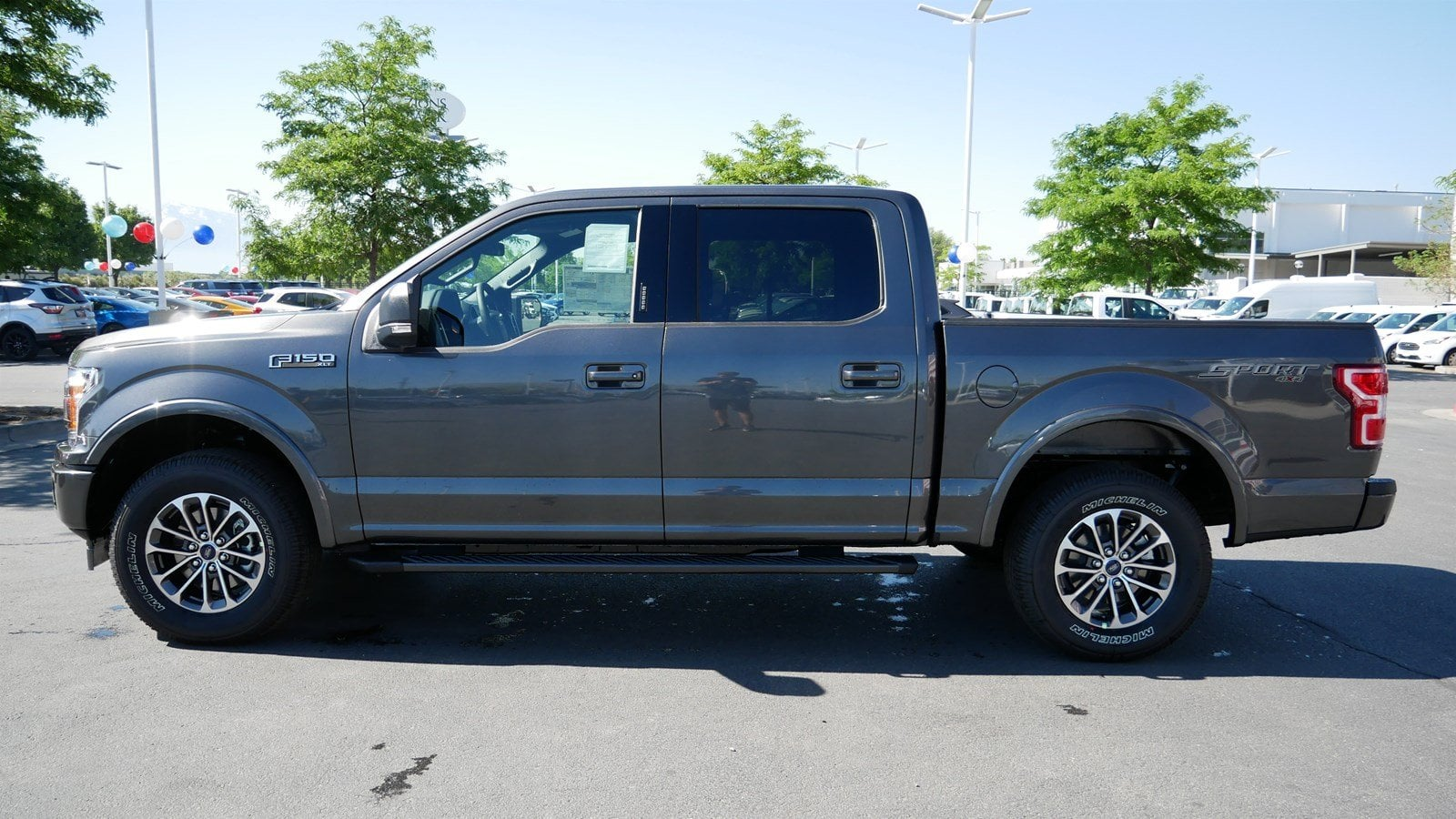 2019 F-150 SuperCrew Cab 4x4,  Pickup #70984 - photo 7