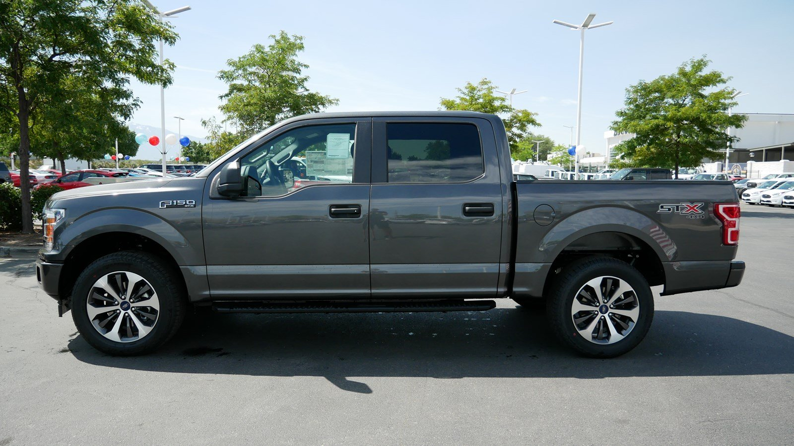 2019 F-150 SuperCrew Cab 4x4,  Pickup #70996 - photo 7