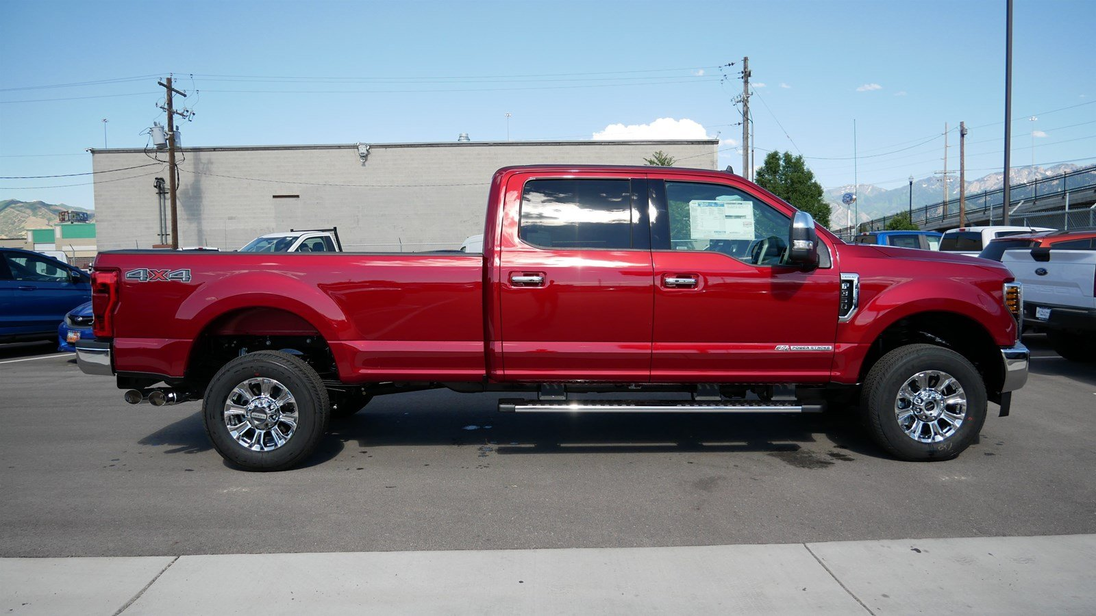 2019 F-350 Crew Cab 4x4,  Pickup #71002 - photo 3