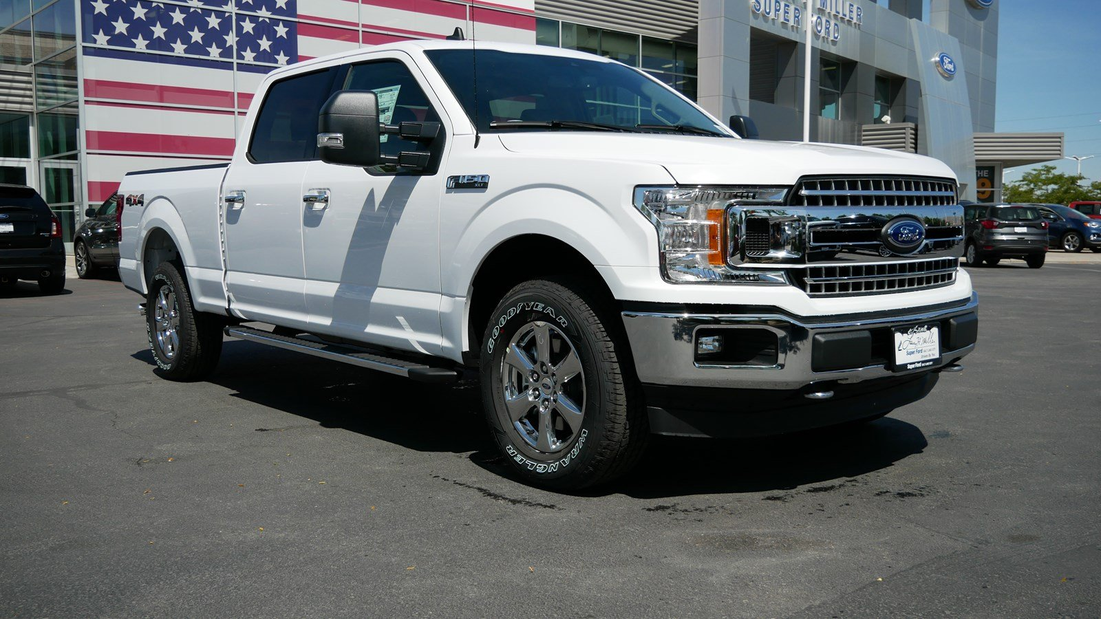 2019 F-150 SuperCrew Cab 4x4,  Pickup #71009 - photo 36