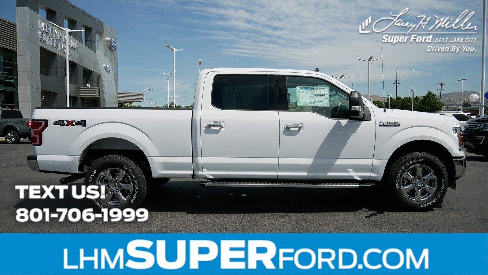 2019 F-150 SuperCrew Cab 4x4,  Pickup #71009 - photo 1