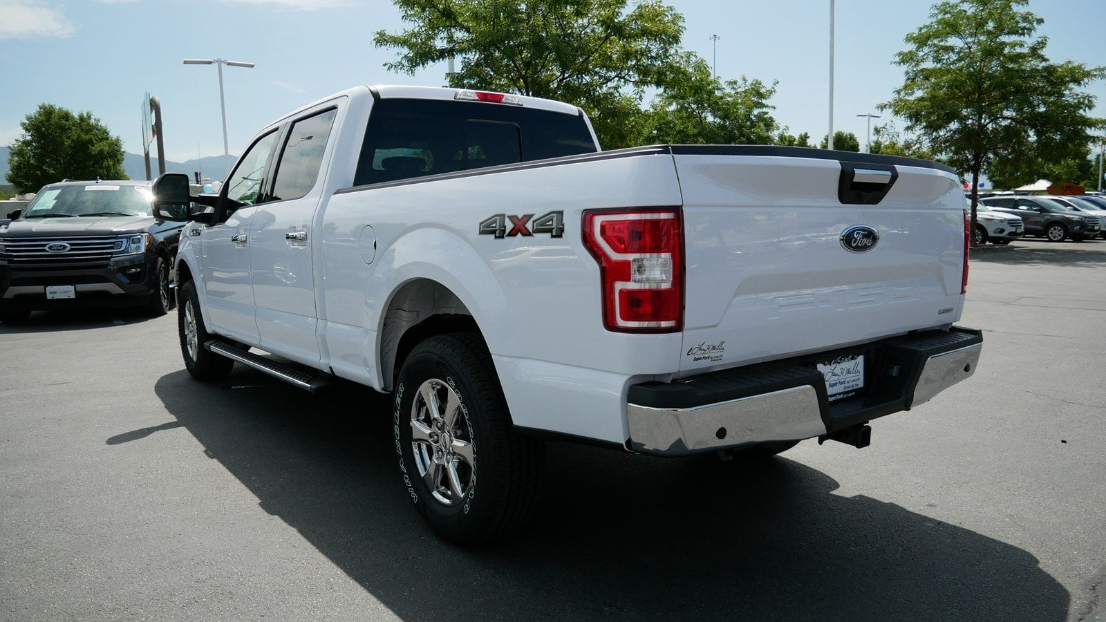 2019 F-150 SuperCrew Cab 4x4,  Pickup #71009 - photo 5