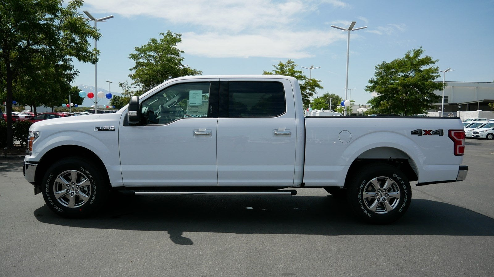 2019 F-150 SuperCrew Cab 4x4,  Pickup #71009 - photo 6
