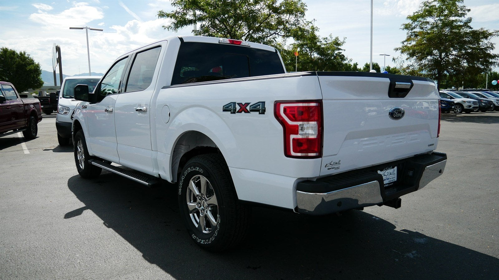 2019 F-150 SuperCrew Cab 4x4,  Pickup #71010 - photo 6