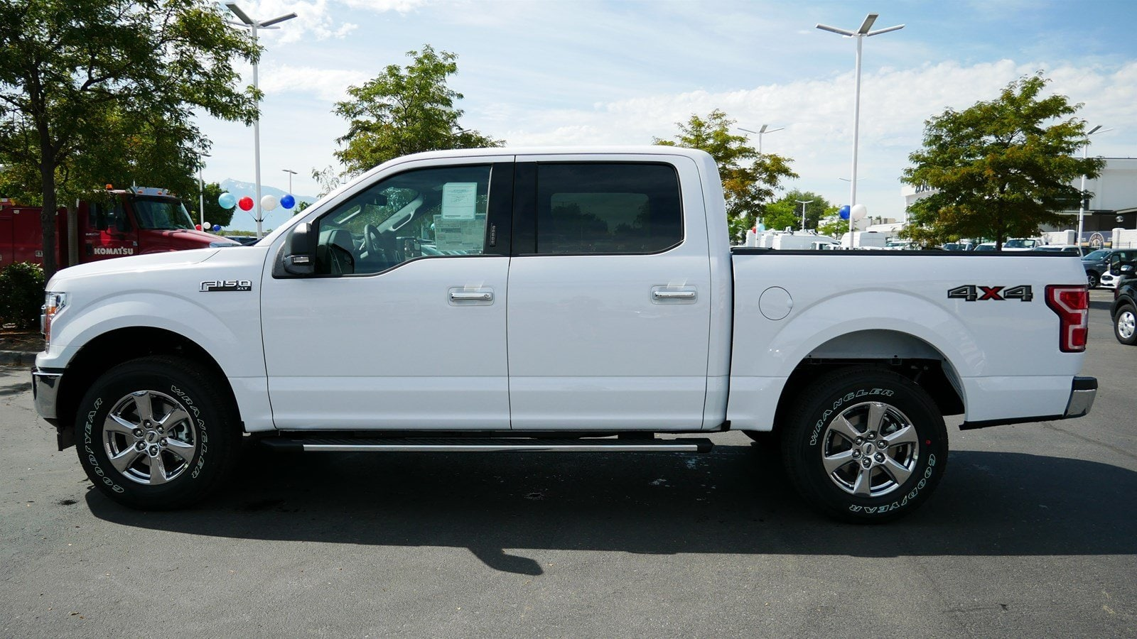 2019 F-150 SuperCrew Cab 4x4, Pickup #71010 - photo 7