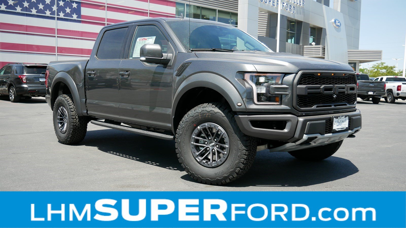 2019 F-150 SuperCrew Cab 4x4,  Pickup #71077 - photo 1