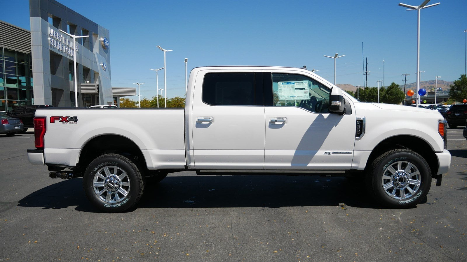 2019 F-350 Crew Cab 4x4, Pickup #71088 - photo 3