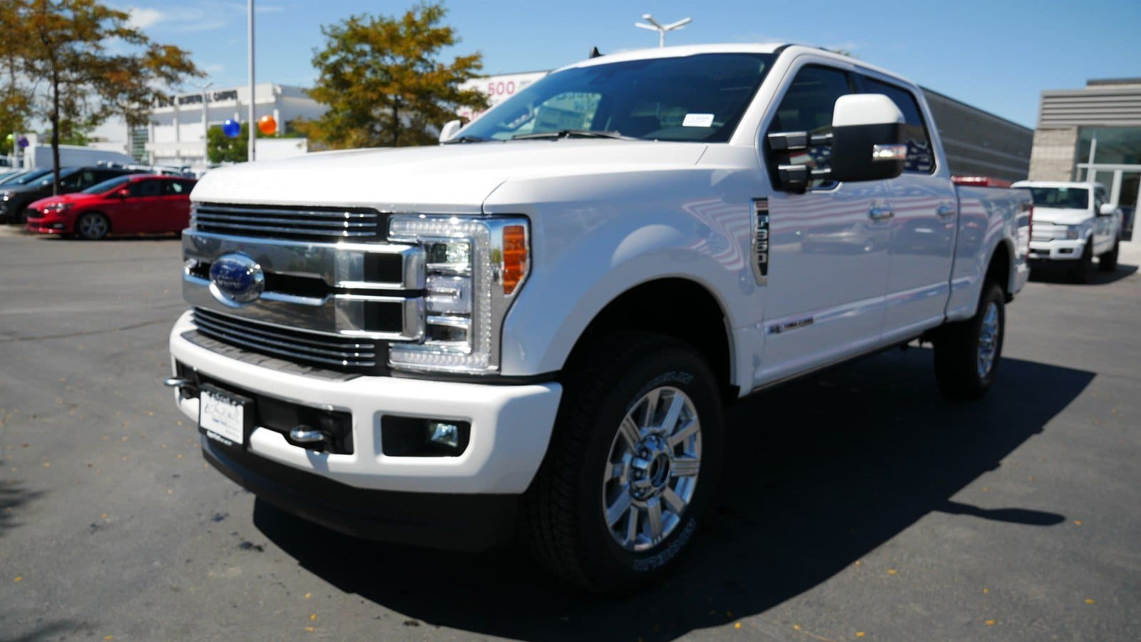 2019 F-350 Crew Cab 4x4, Pickup #71088 - photo 8
