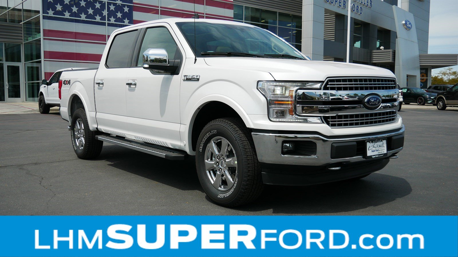 2019 F-150 SuperCrew Cab 4x4,  Pickup #71094 - photo 1