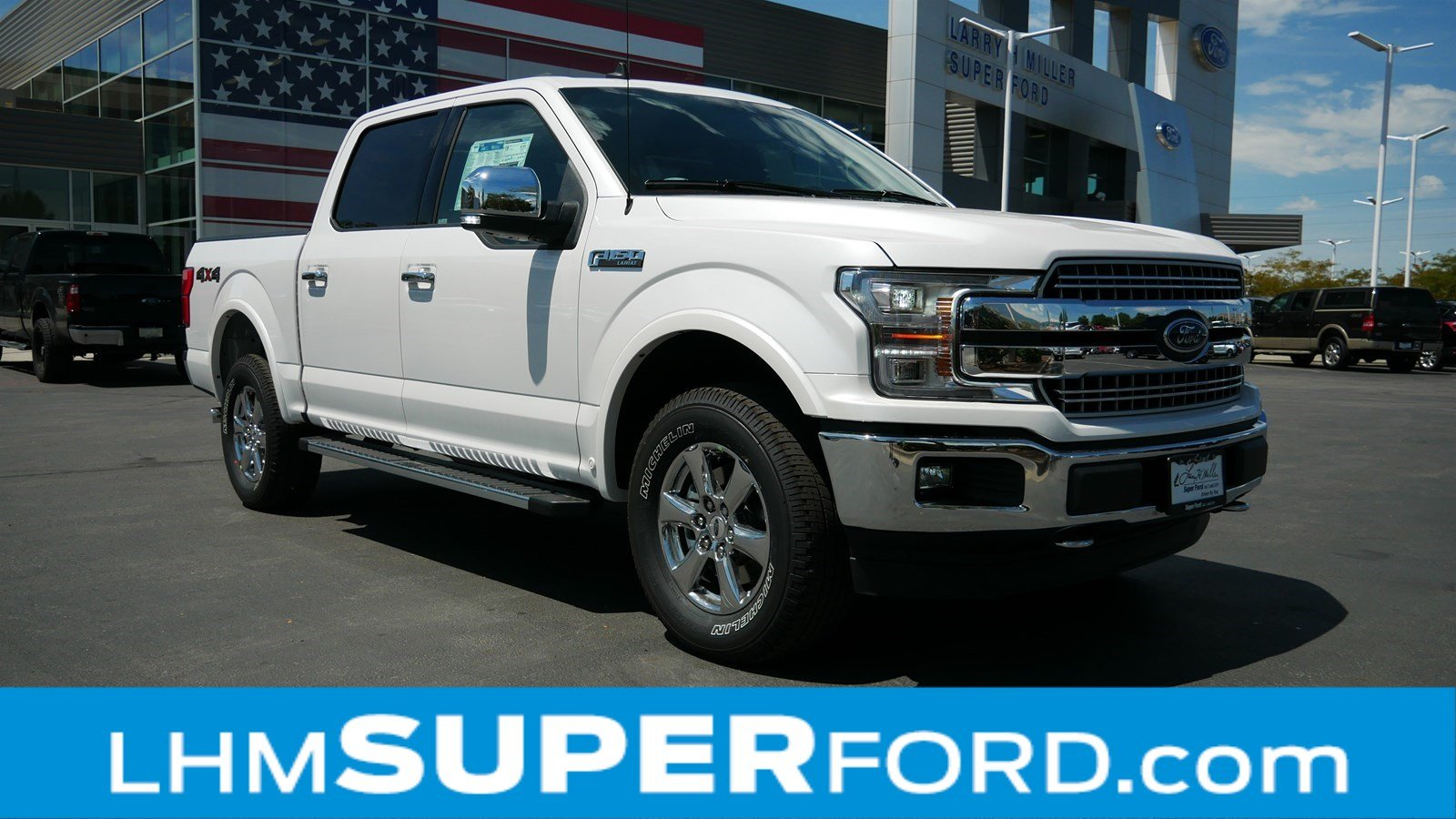 2019 F-150 SuperCrew Cab 4x4,  Pickup #71095 - photo 1