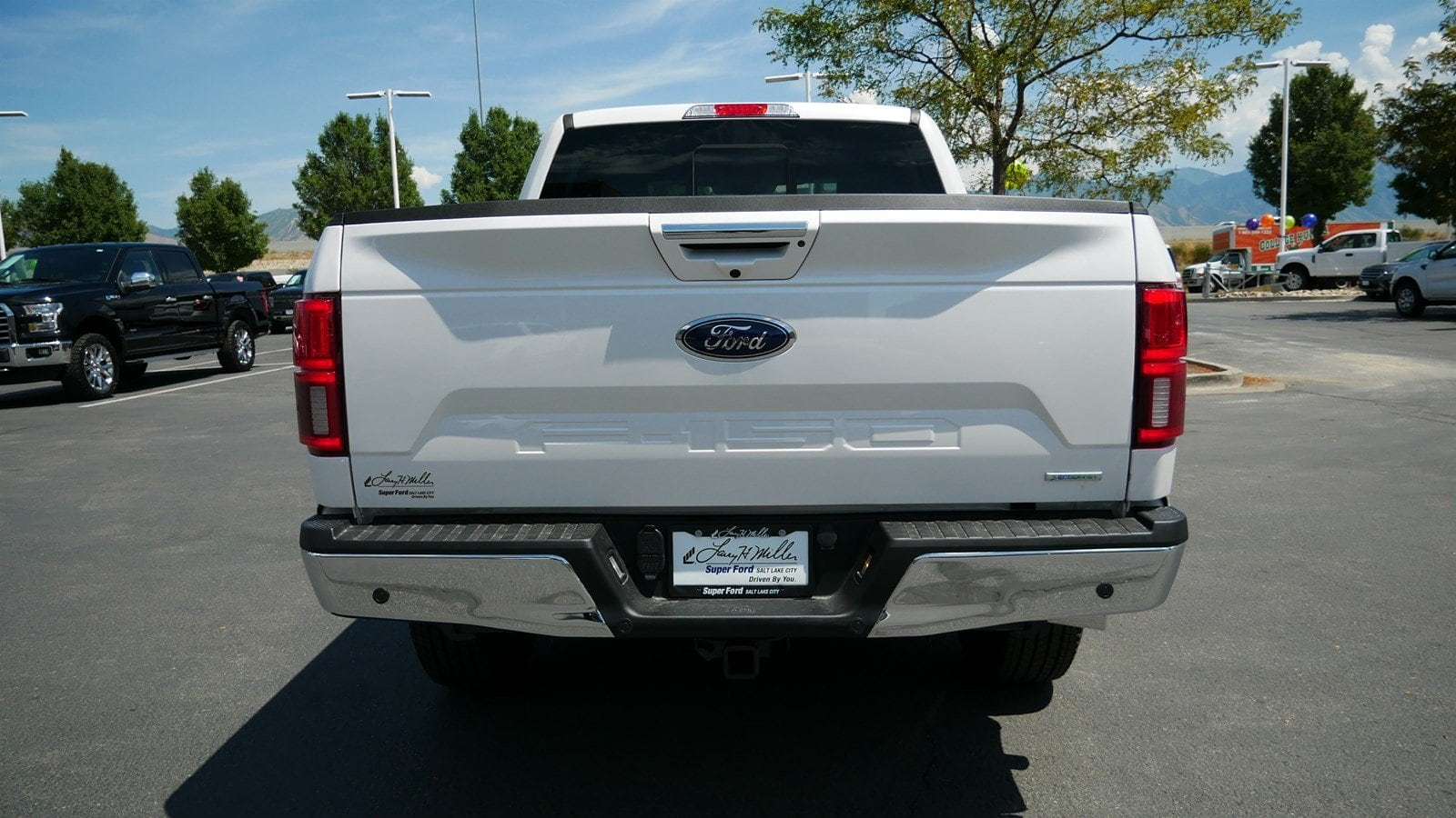 2019 F-150 SuperCrew Cab 4x4,  Pickup #71095 - photo 5