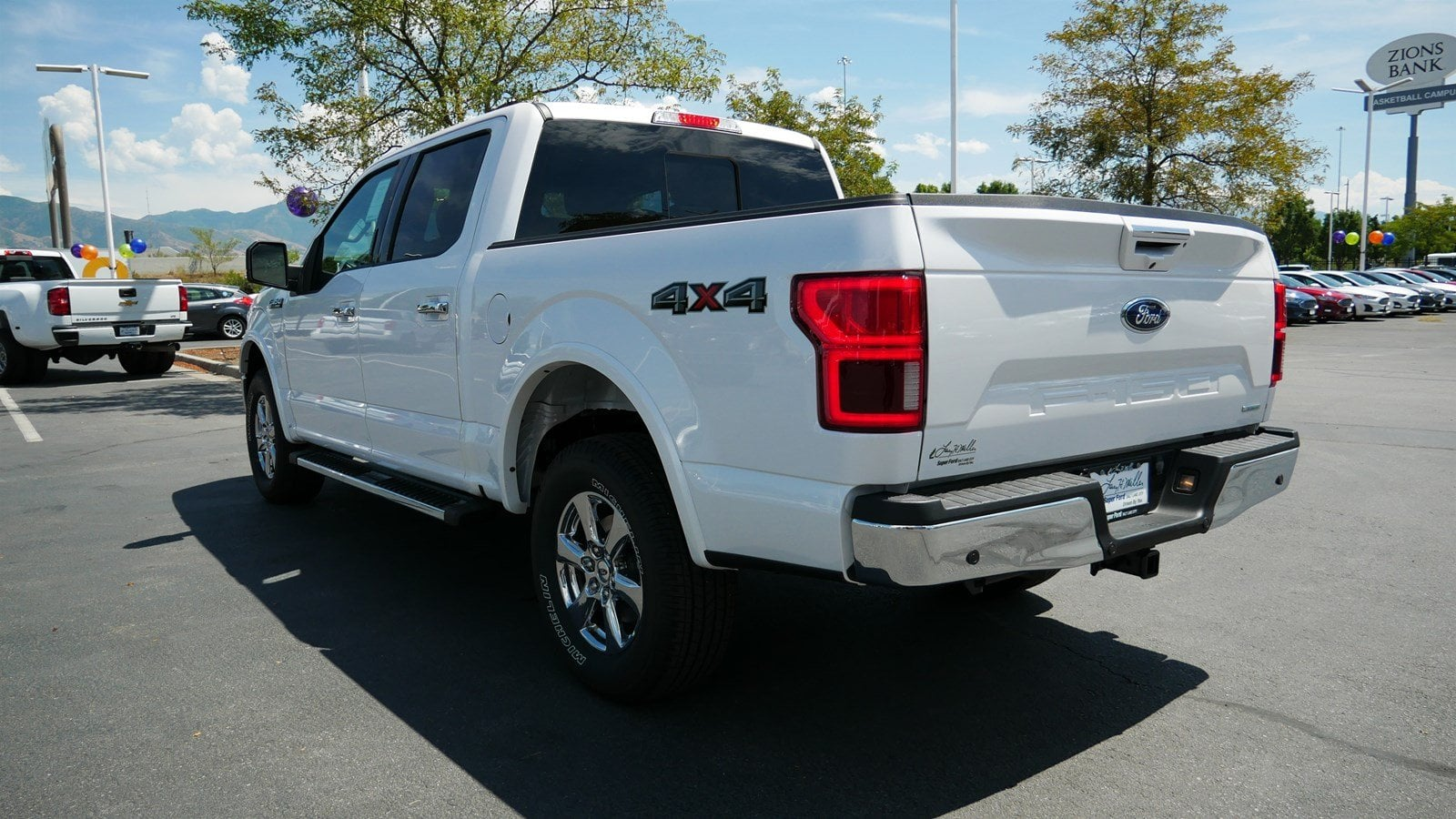 2019 F-150 SuperCrew Cab 4x4,  Pickup #71095 - photo 6