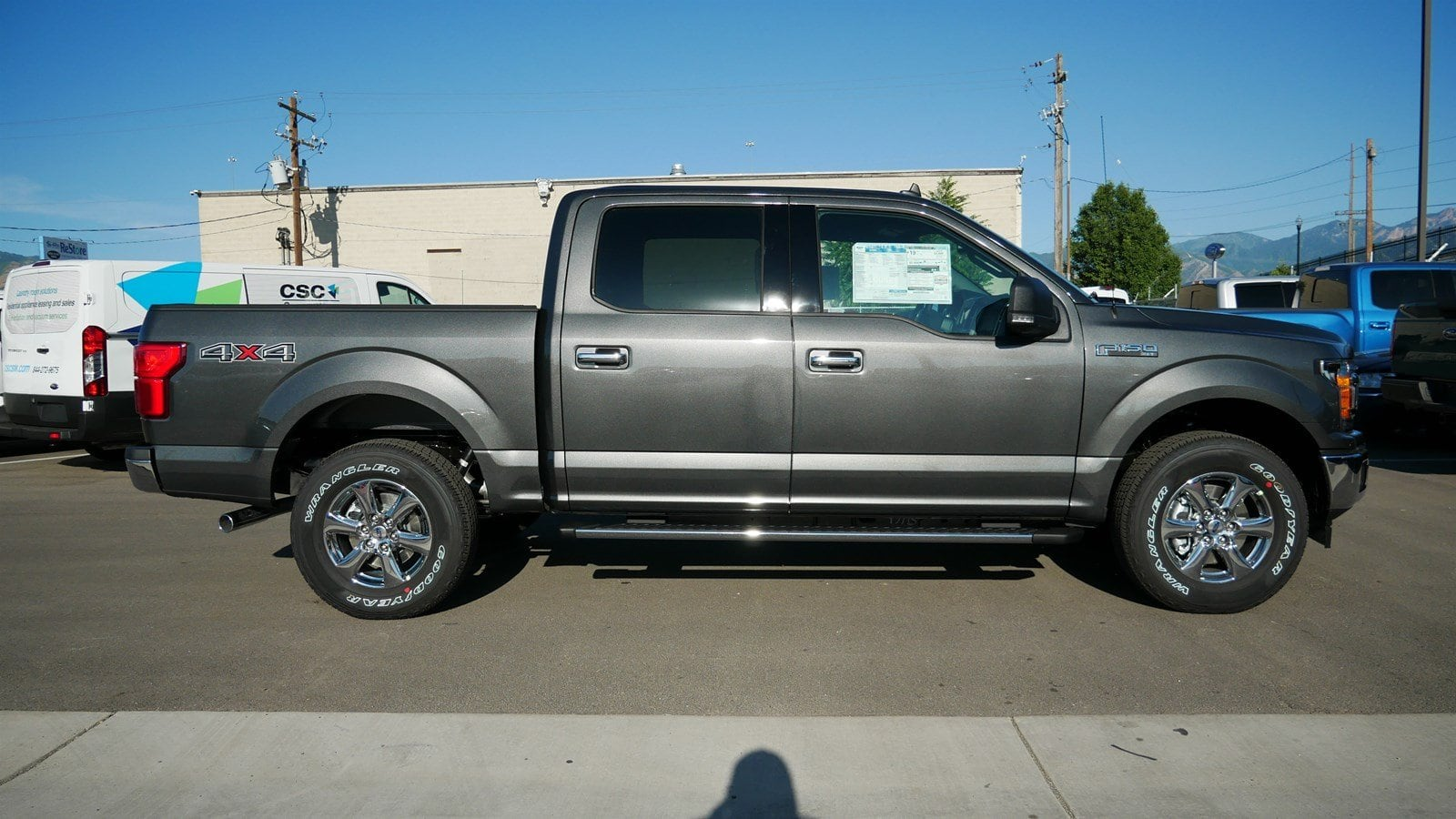 2019 F-150 SuperCrew Cab 4x4,  Pickup #71125 - photo 3