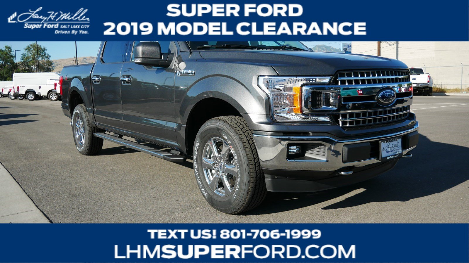2019 F-150 SuperCrew Cab 4x4, Pickup #71125 - photo 1