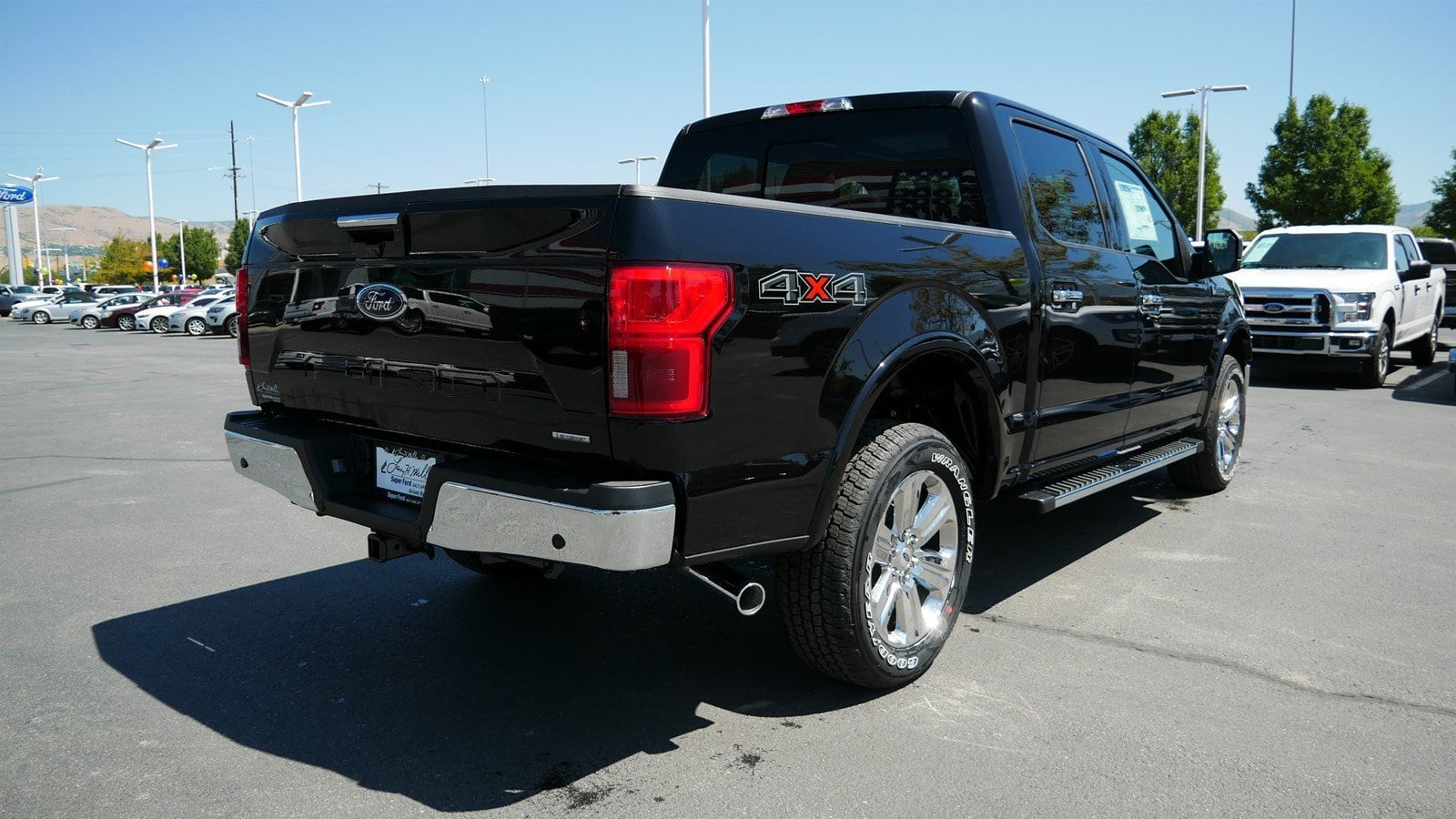 2019 F-150 SuperCrew Cab 4x4, Pickup #71127 - photo 2