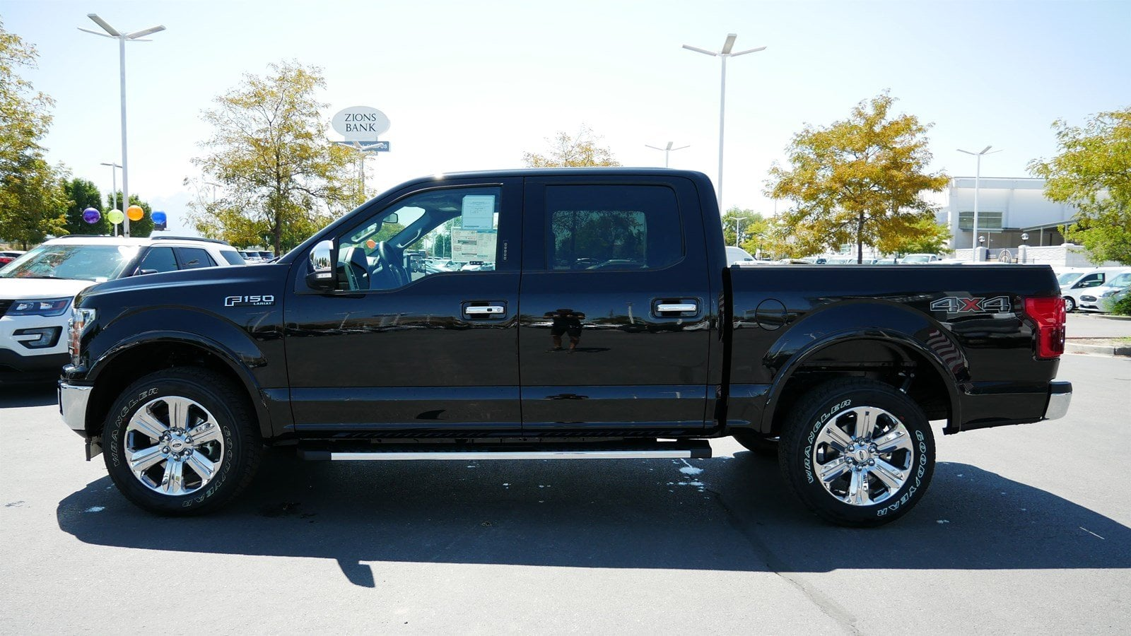 2019 F-150 SuperCrew Cab 4x4, Pickup #71127 - photo 7