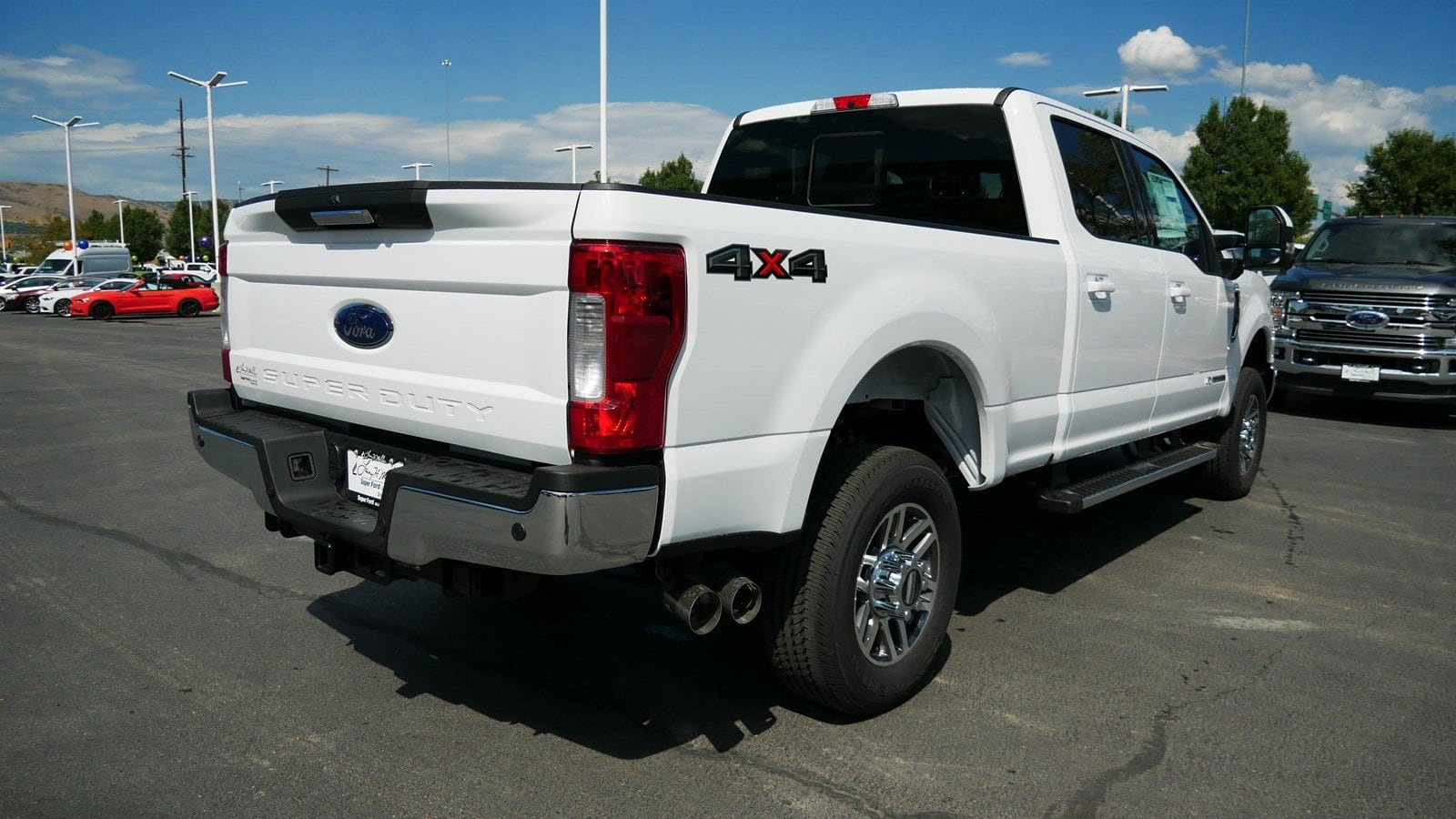 2019 F-350 Crew Cab 4x4,  Pickup #71132 - photo 2