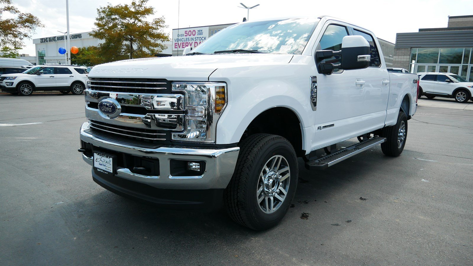 2019 F-350 Crew Cab 4x4,  Pickup #71132 - photo 8