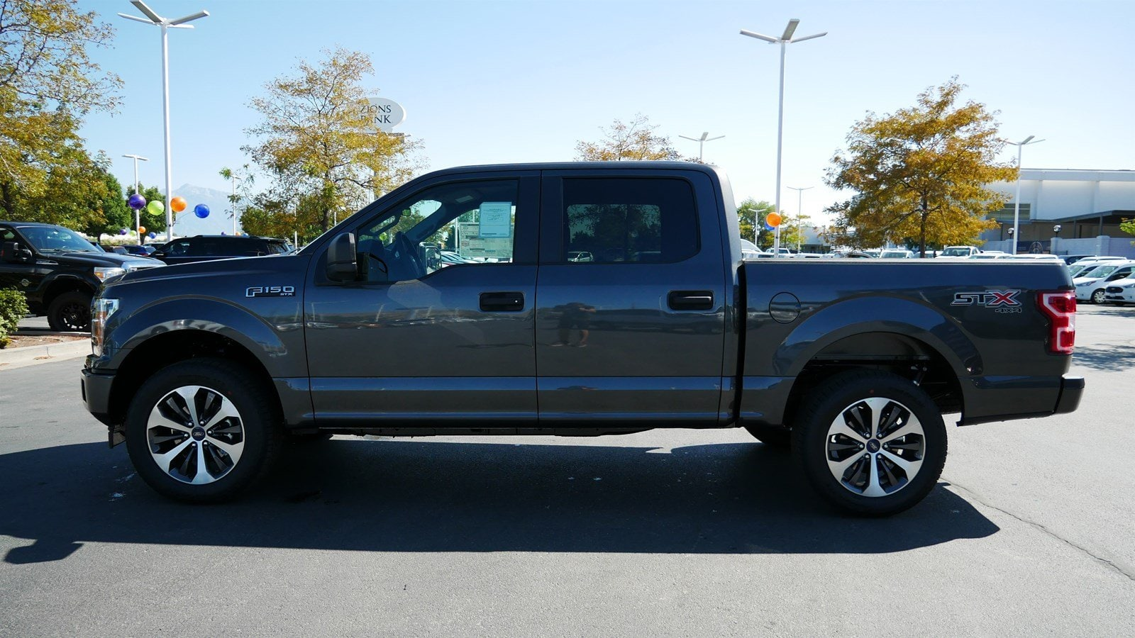 2019 F-150 SuperCrew Cab 4x4, Pickup #71138 - photo 7