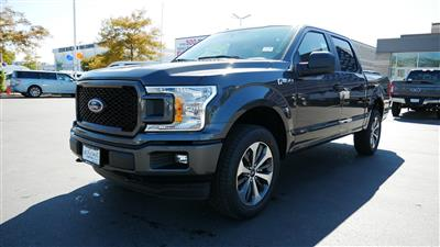 2019 F-150 SuperCrew Cab 4x4, Pickup #71138 - photo 8