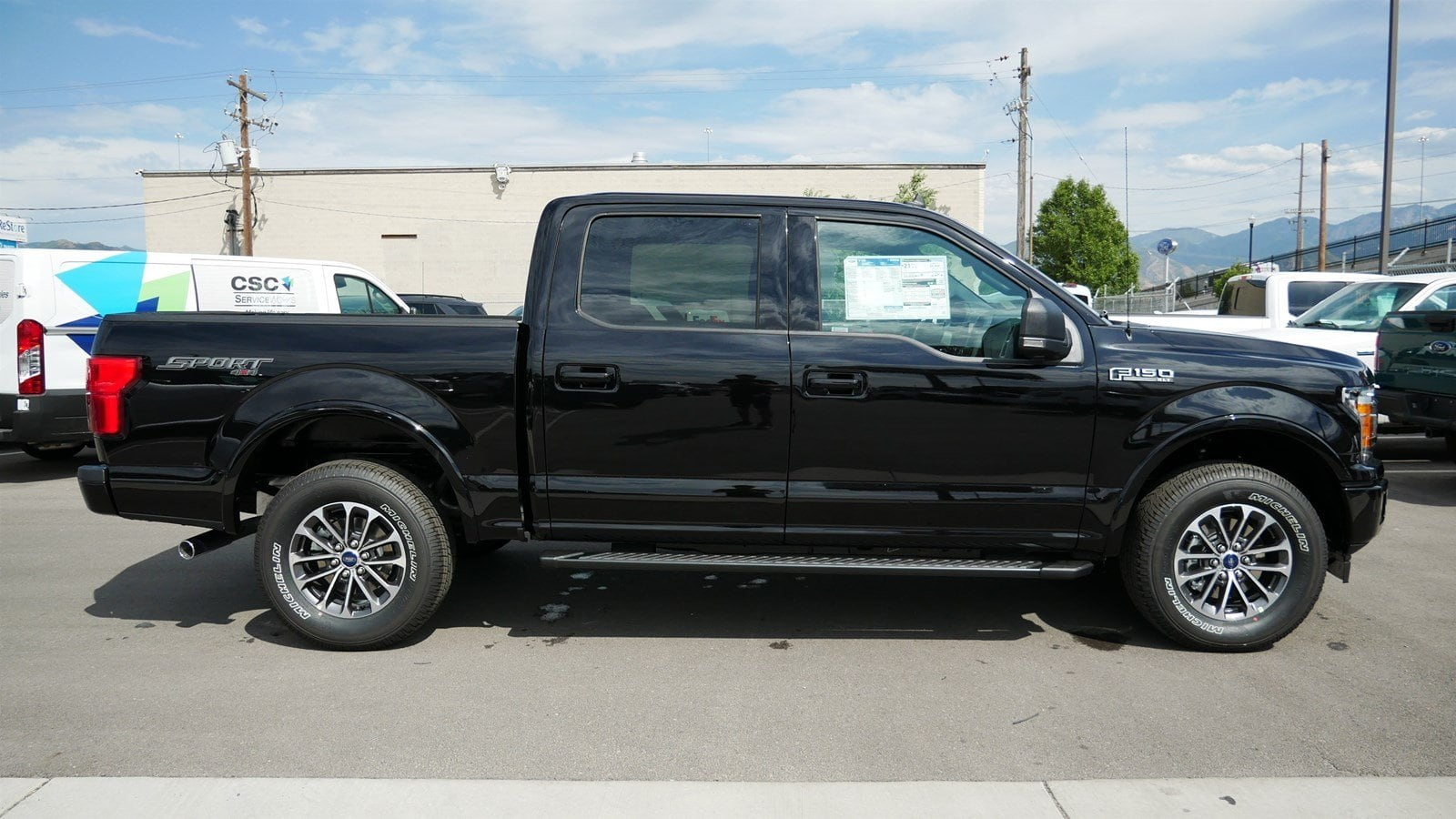 2019 F-150 SuperCrew Cab 4x4,  Pickup #71141 - photo 3