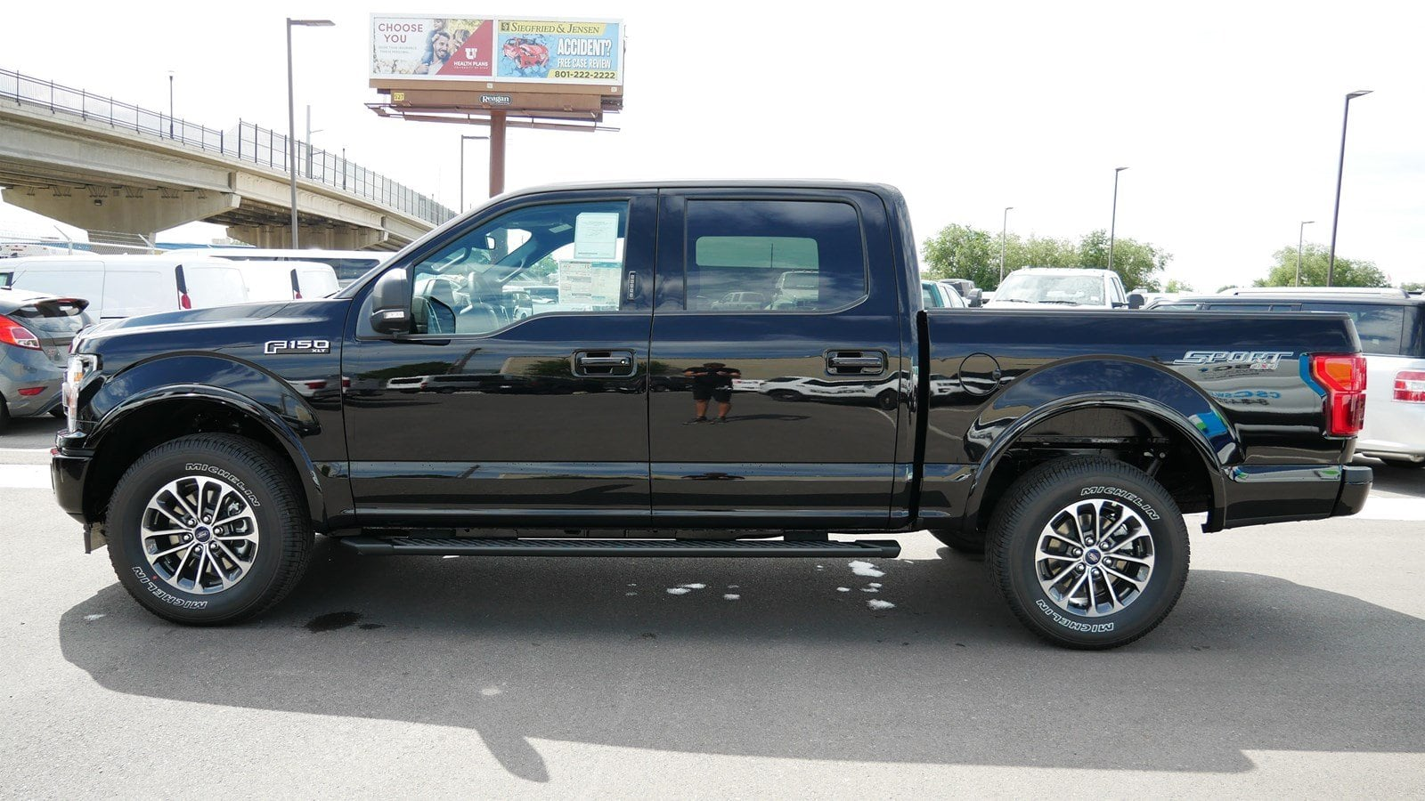 2019 F-150 SuperCrew Cab 4x4,  Pickup #71141 - photo 7