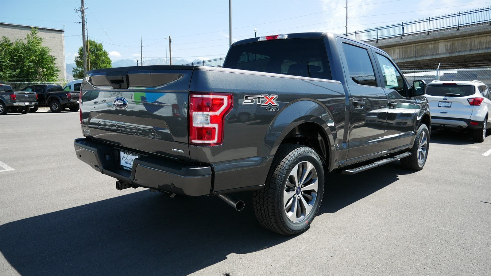 2019 F-150 SuperCrew Cab 4x4, Pickup #71146 - photo 2