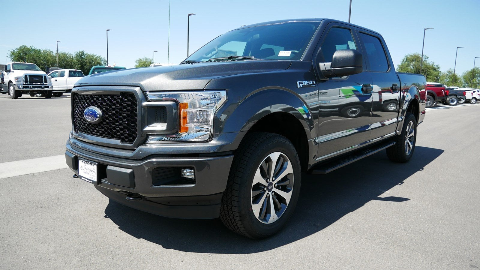 2019 F-150 SuperCrew Cab 4x4, Pickup #71146 - photo 8