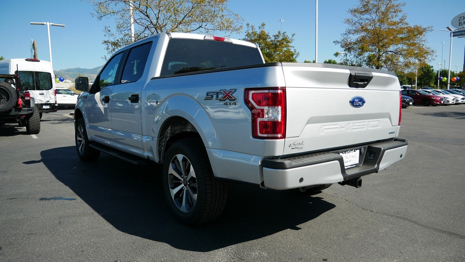 2019 F-150 SuperCrew Cab 4x4,  Pickup #71147 - photo 6