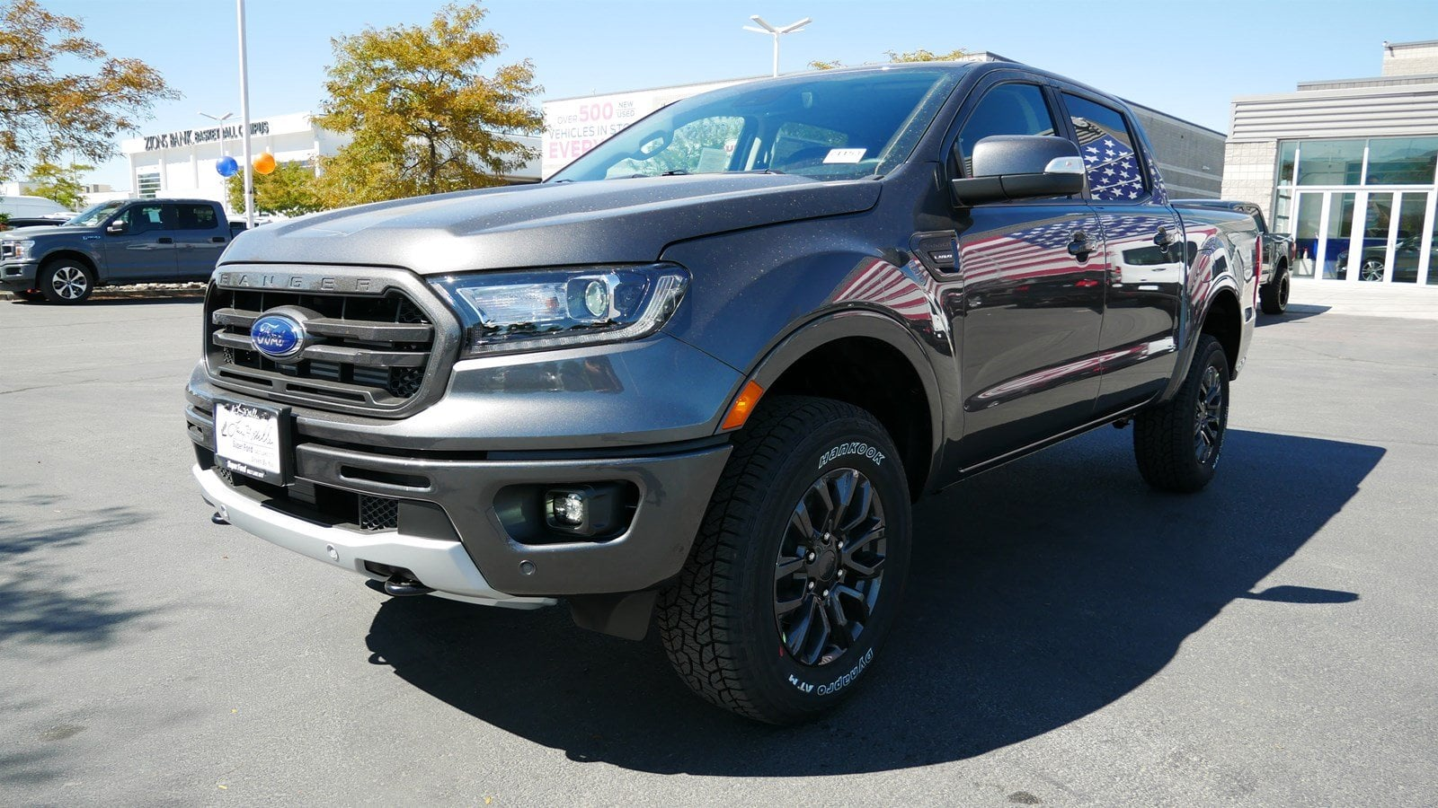 2019 Ranger SuperCrew Cab 4x4, Pickup #71153 - photo 8
