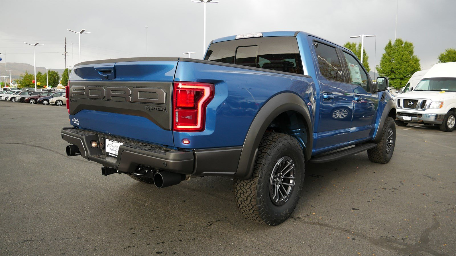2019 F-150 SuperCrew Cab 4x4,  Pickup #71157 - photo 2