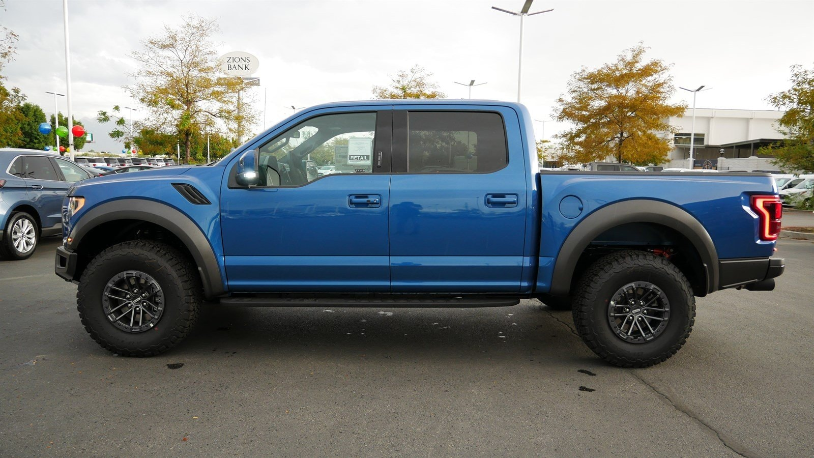 2019 F-150 SuperCrew Cab 4x4,  Pickup #71157 - photo 7