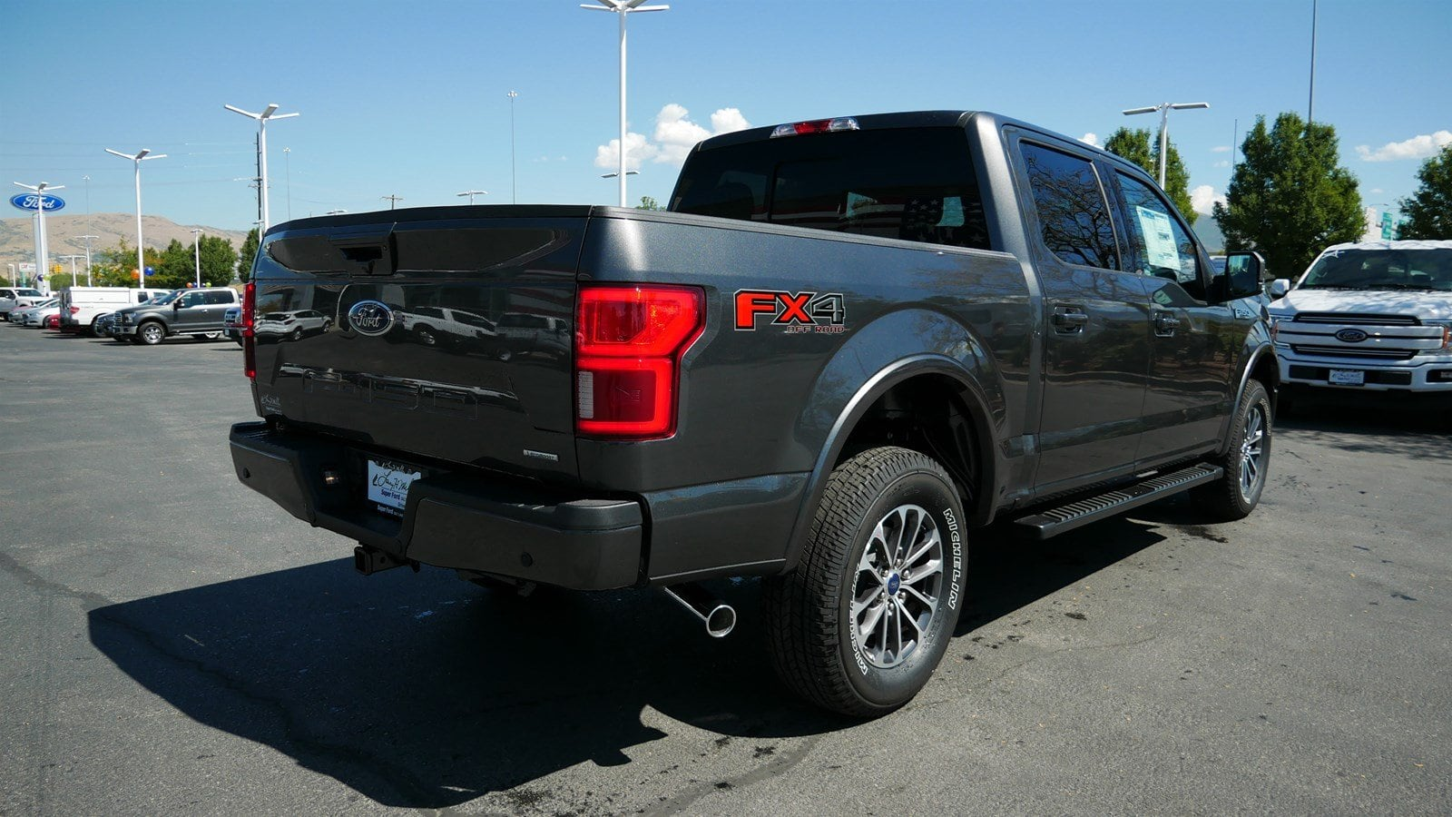 2019 F-150 SuperCrew Cab 4x4,  Pickup #71166 - photo 2