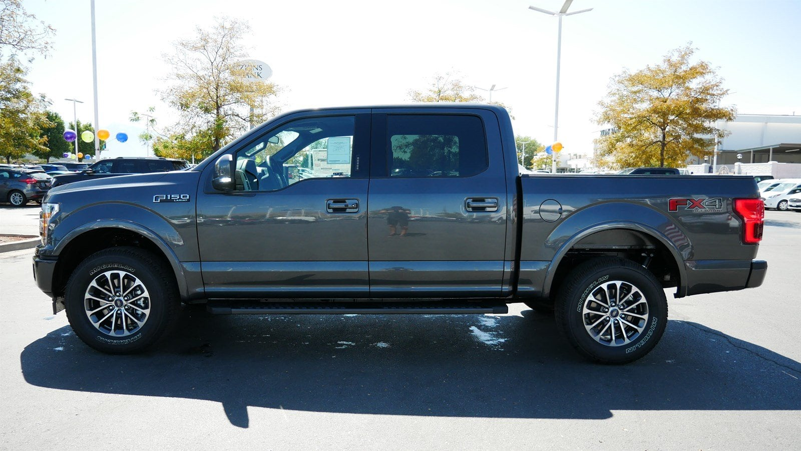 2019 F-150 SuperCrew Cab 4x4,  Pickup #71166 - photo 7