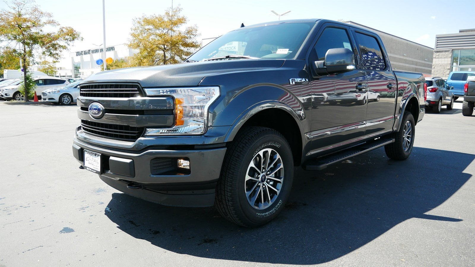 2019 F-150 SuperCrew Cab 4x4,  Pickup #71166 - photo 8